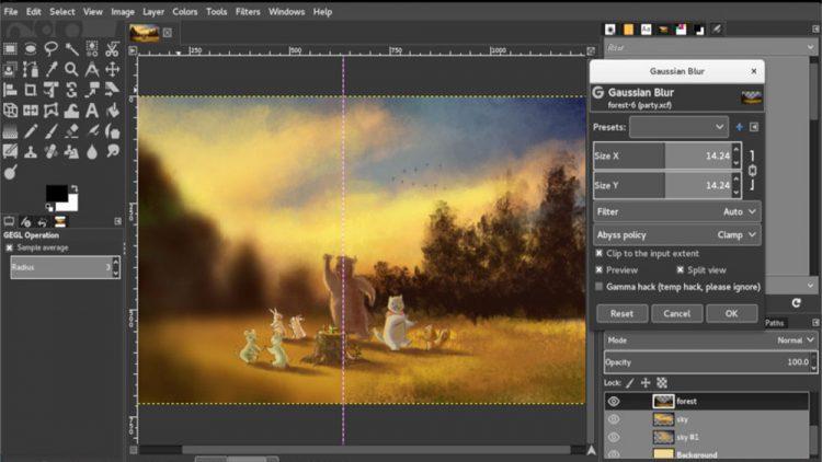 โปรแกรมตัดต่อรูปภาพยอดนิยมที่ช่างภาพชอบใช้กัน