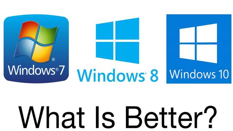 เราจะเลือกลง Windows อะไรดีที่สุด